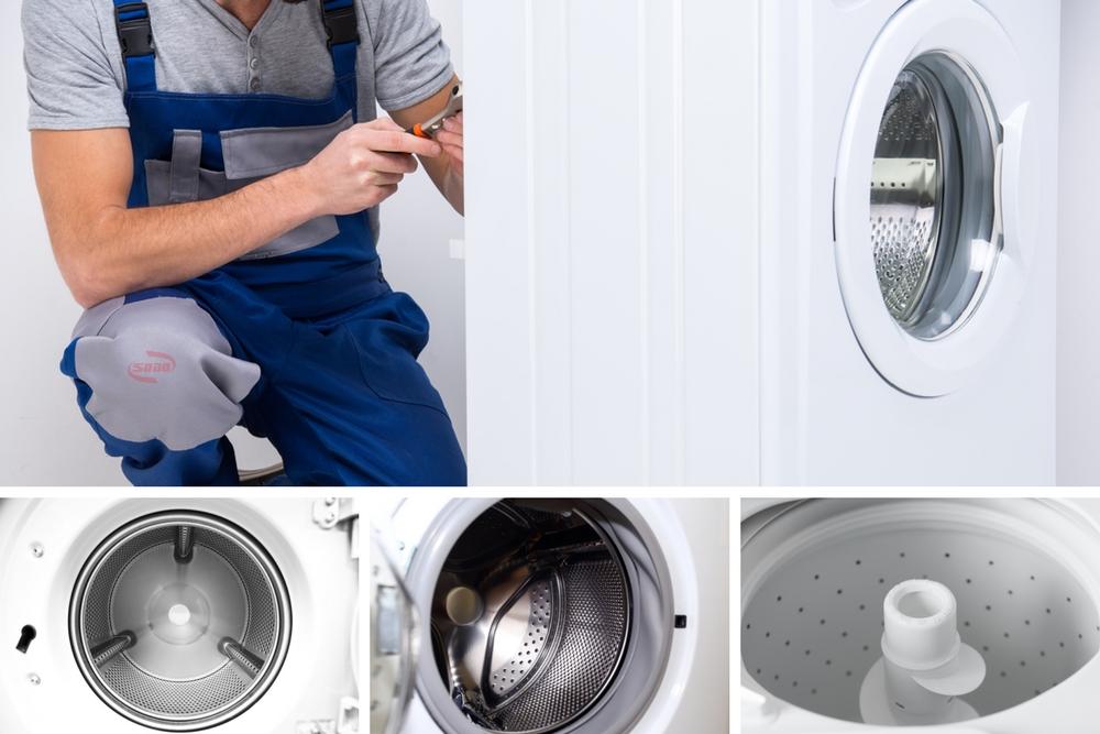 Vệ sinh máy giặt - Điện Lạnh Số Đỏ
