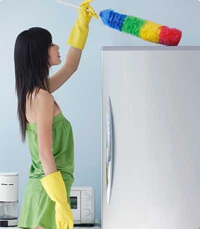 Hướng dẫn vệ sinh tủ lạnh