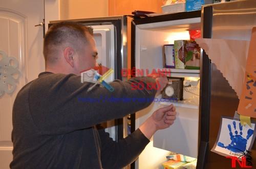 Mách nhỏ cách điều chỉnh nhiệt độ cho tủ lạnh