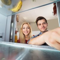 tủ lạnh không lạnh - không đông đá