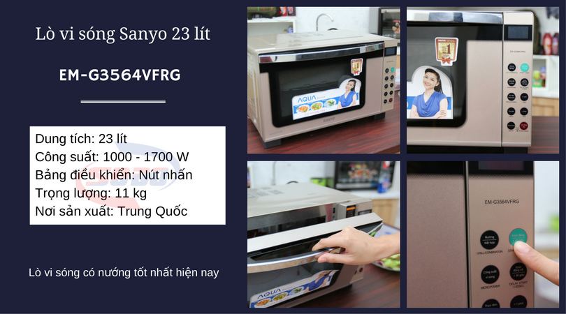 lo vi song sanyo EM G3564VFRG