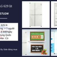 tu lanh lg GR-H267LGW