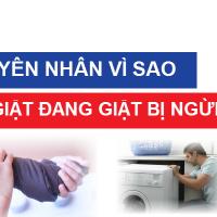 máy giặt toshiba báo lỗi e6