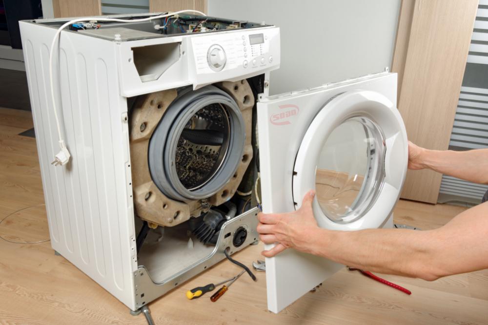 máy giặt không quay